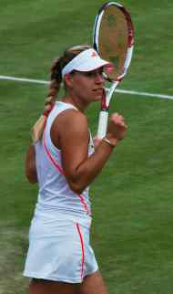 Angelique Kerber betting