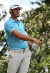 Dustin Johnson Betting