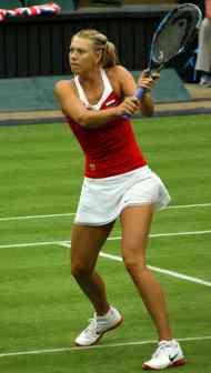 Maria Sharapova Betting