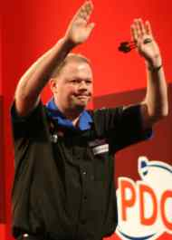 Raymond Van Barneveld Betting